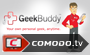 GeekBuddy: Features Promo