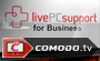 Online Support – Comodo Live PC Support for Business